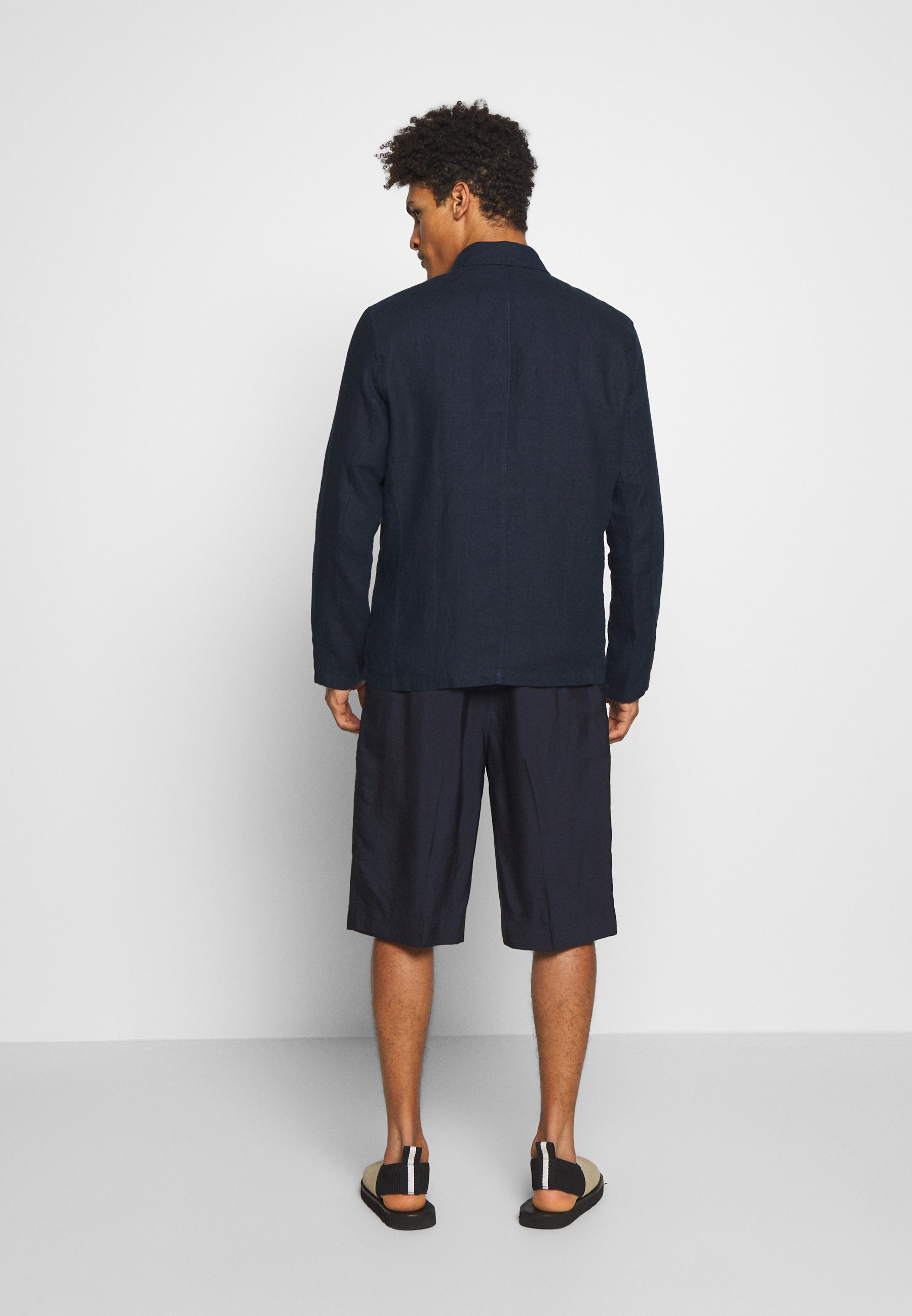 Nn07 Oscar Blazer - Leichte Jacke Navy Blue