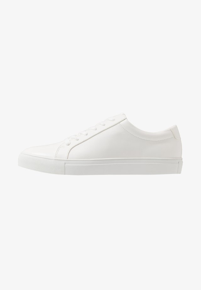 CLAYTON TRAINER - Sneakers laag - white