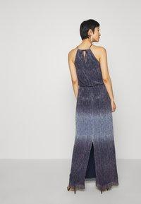 Swing - DRESS - Galajurk - grau/silber - 2
