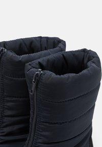 CMP - KIDS RAE WP UNISEX - Winter boots - black blue - 5