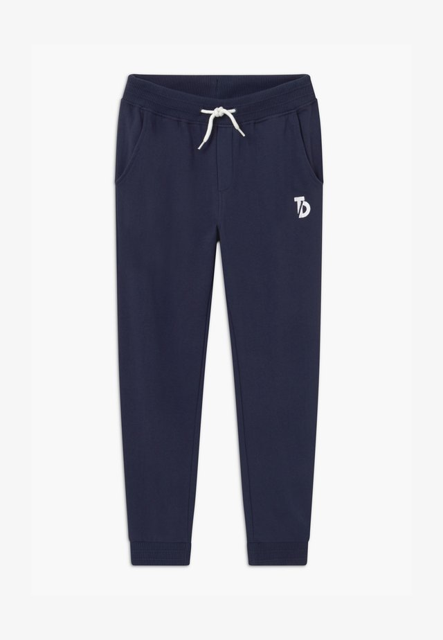 MELO - Tracksuit bottoms - blue