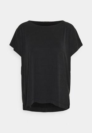 KIMANA - Jednoduché triko - schwarz