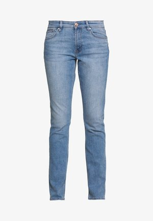 LANG - Jeans Slim Fit - middle blue