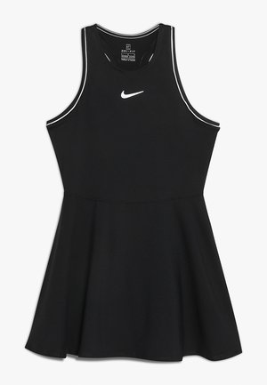 DRY - Sports dress - black/white