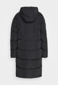 ONLY - ONLMONICA PLAIN LONG PUFFER COAT - Vinterkåpe / -frakk - black - 7