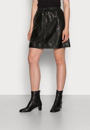 CADIX SKIRT - A-line skirt - black
