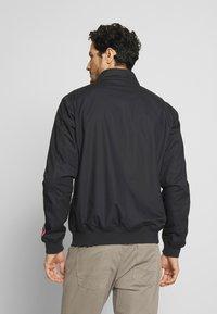 Schott - CABLE - Summer jacket - navy stripe - 2
