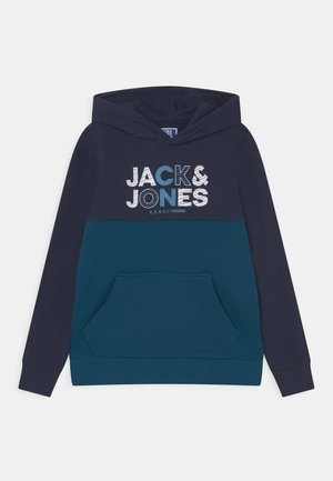 JCOSTEVE HOOD JR - Sweatshirt - navy blazer