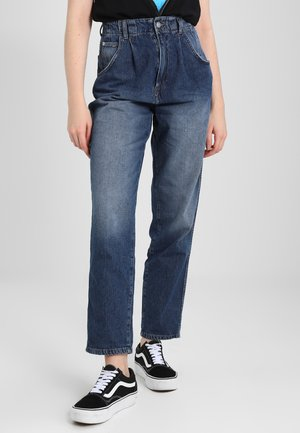 DAISIE - Relaxed fit jeans - denim