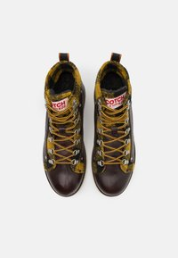 Scotch & Soda - LEVANT - Lace-up ankle boots - dark brown - 3