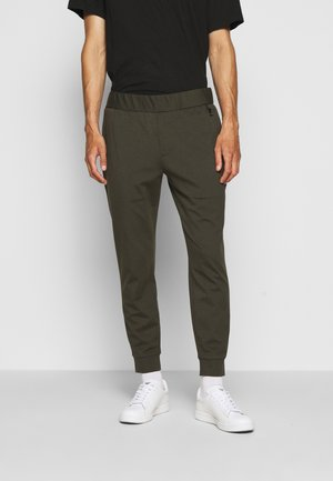 JEZZ - Pantaloni - dark green
