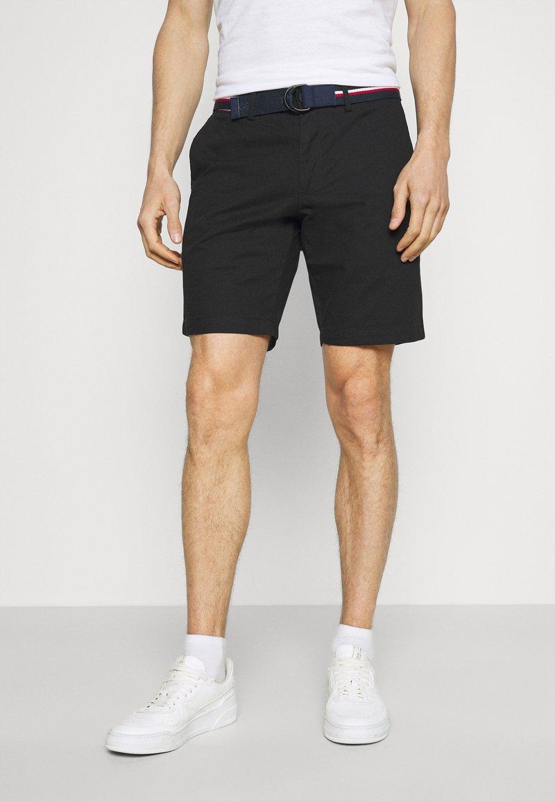 Tommy Hilfiger - BROOKLYN LIGHT - Shorts - black
