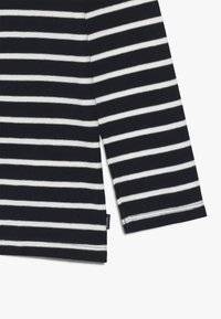 Scotch & Soda - LONG SLEEVE TEE WITH CONTRAST CHEST STRIPE - Long sleeved top - blue - 4