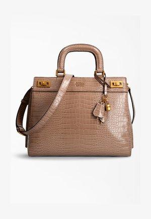 Briefcase - beige