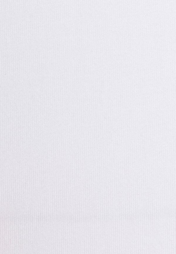 NU-IN PLUS LONG SLEEVE CREW NECK - Bluzka z długim rękawem - optical white/biały Odzież Męska CBHR
