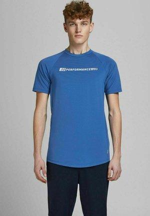 PERFORMANCE - Print T-shirt - galaxy blue