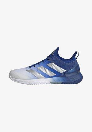 ADIZERO UBERSONIIC - Tennisschoenen voor kleibanen - blue