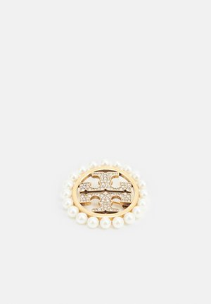 MILLER PAVE PEARL BROOCH - Jiné - gold-coloured
