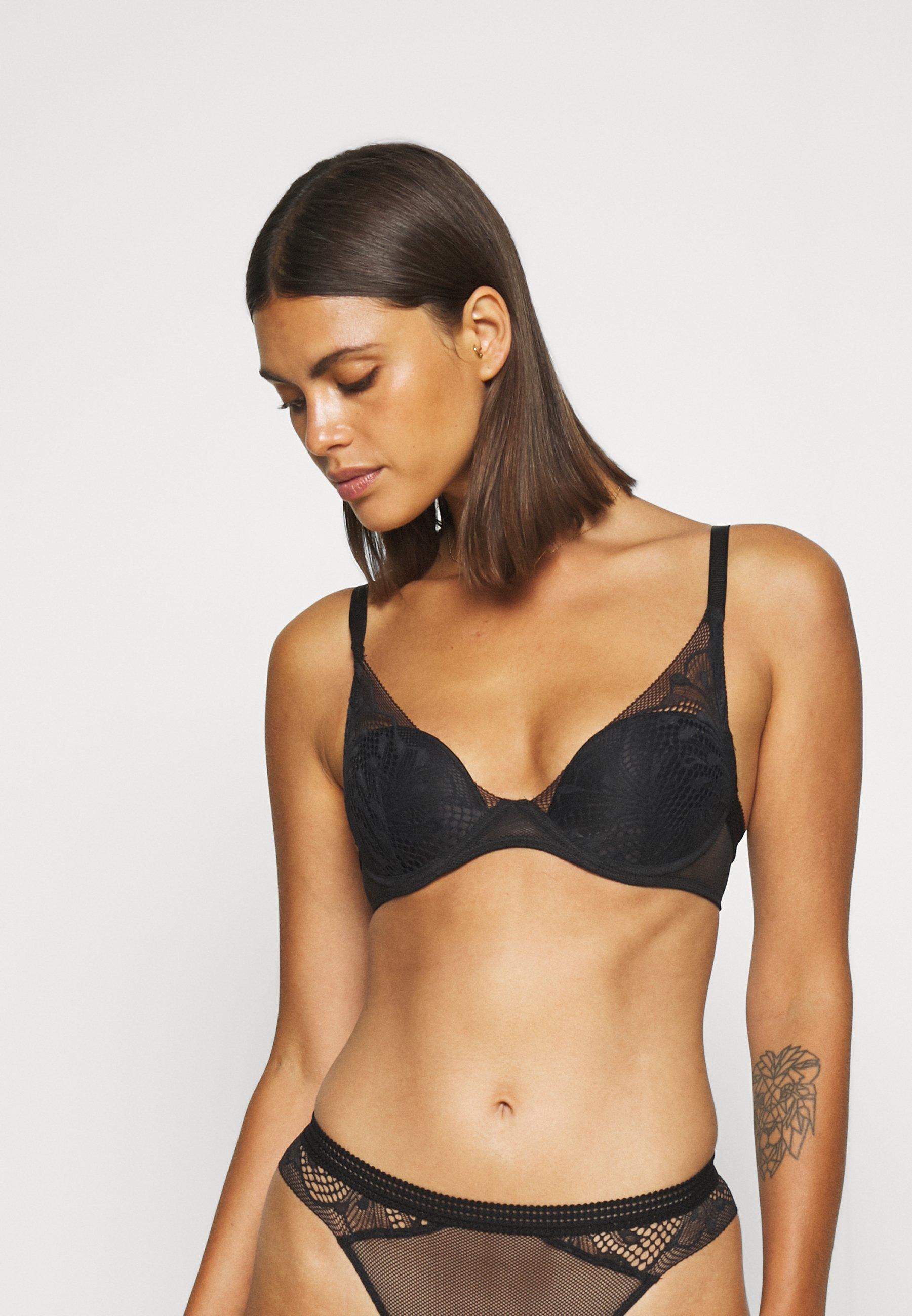 Women THELMA TIEF AUSGESCHNITTENER - Underwired bra