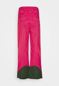 State of Elevenate - WOMENS BACKSIDE PANTS - Schneehose - pink - 7