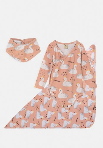 GIFT PRINCESS SWANS SET - Long sleeved top - pink