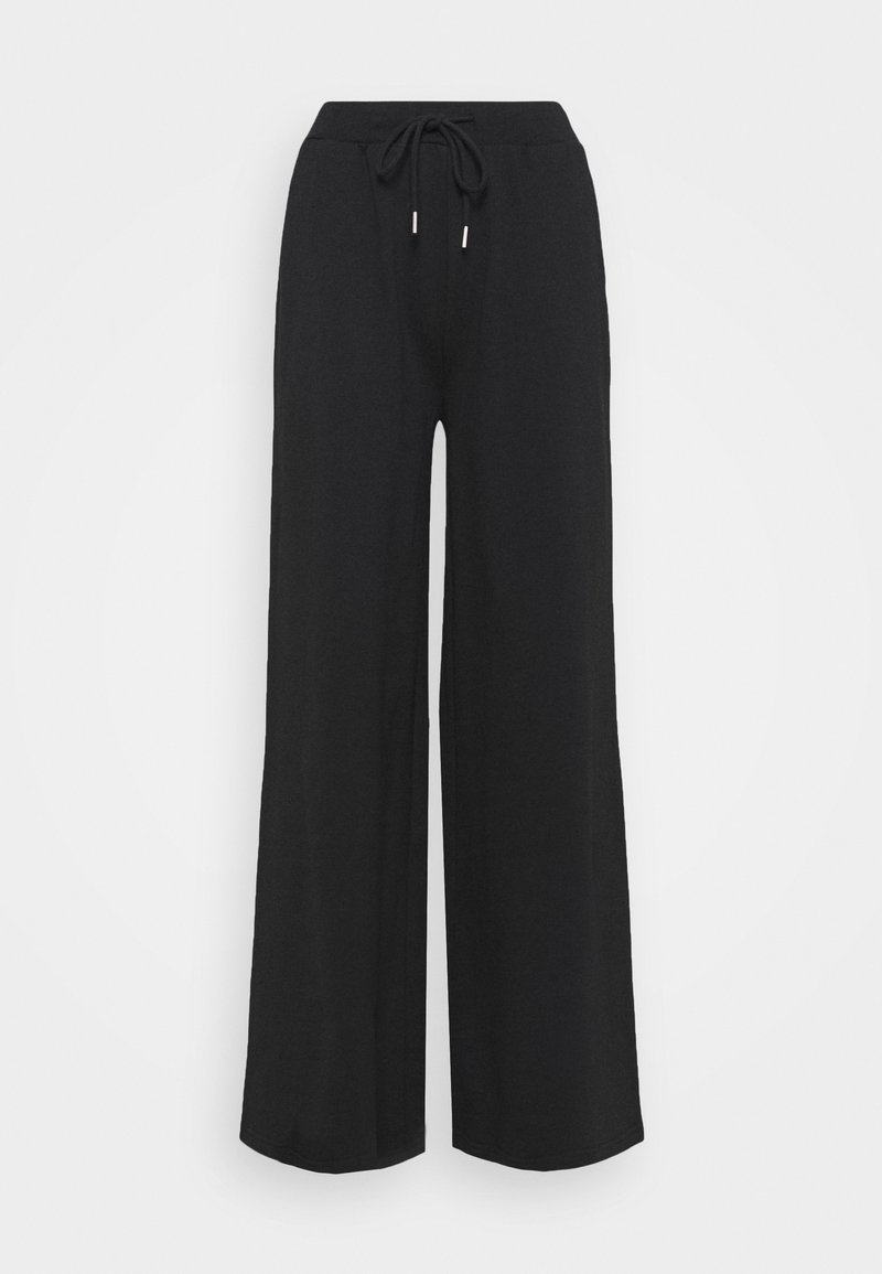 Even&Odd Tall - Tracksuit bottoms - black