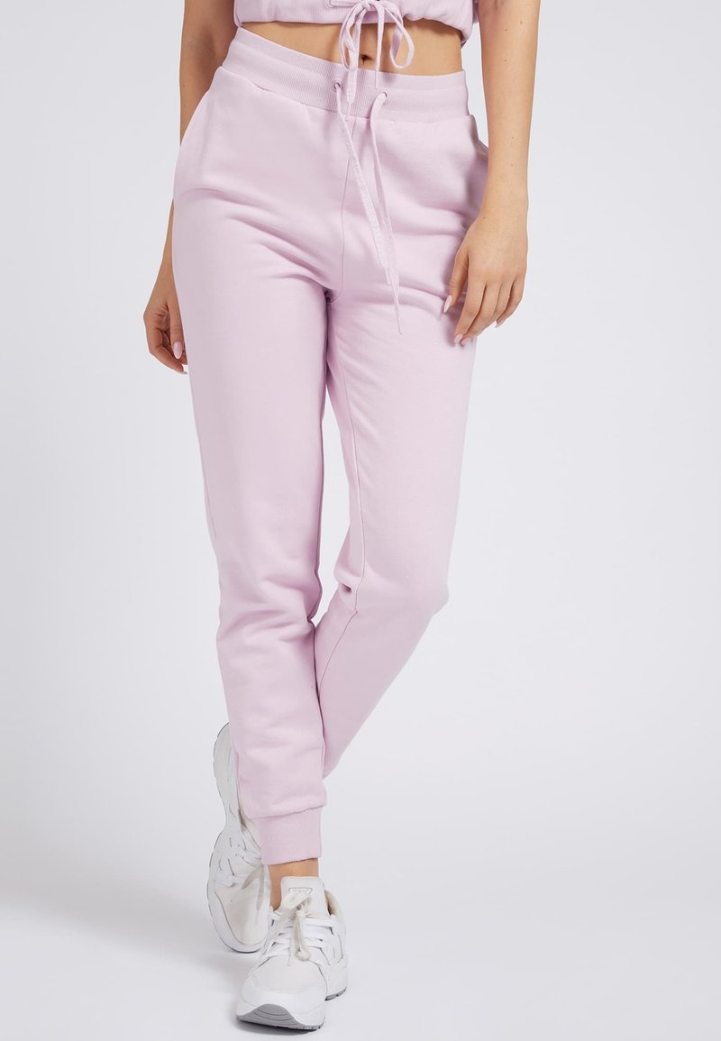Guess - Tracksuit bottoms - rose