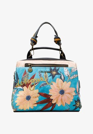 Handbag - turchese