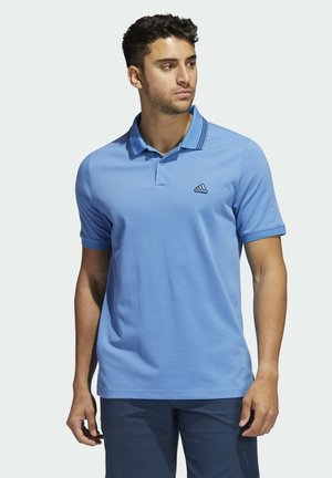 GO-TO PRIME PIQUE  - Polo shirt - blue