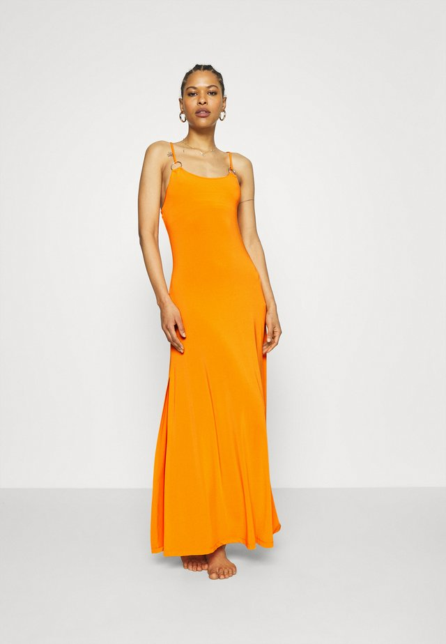 CREMONA DRESS - Strandaccessoire - orange