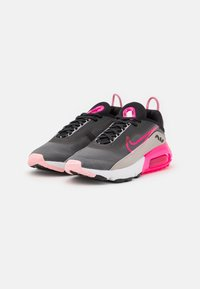 Nike Sportswear - AIR MAX 2090 WSI - Trainers - black/hyper pink/arctic punch/white - 1