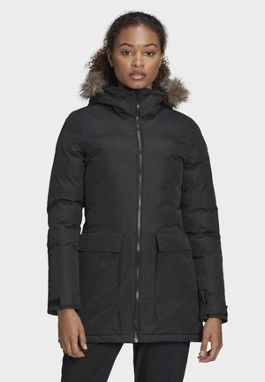 XPLORIC PARKA - Winter coat - black