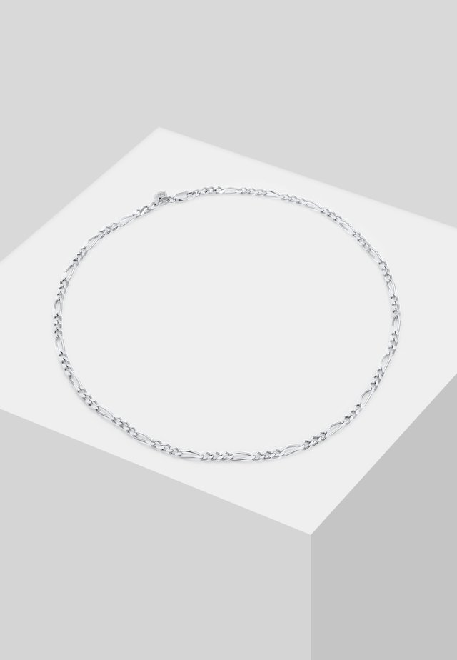 CHOKER FIGAROKETTE - Ketting - silver-coloured