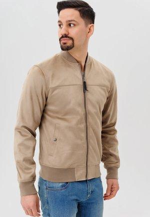 ABBOTT - Light jacket - beige
