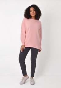 Live Unlimited London - Sweatshirt - coral - 0