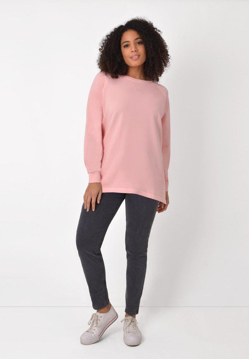 Live Unlimited London - Sweatshirt - coral