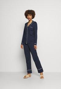 Marks & Spencer London - Pyjamas - navy mix - 1