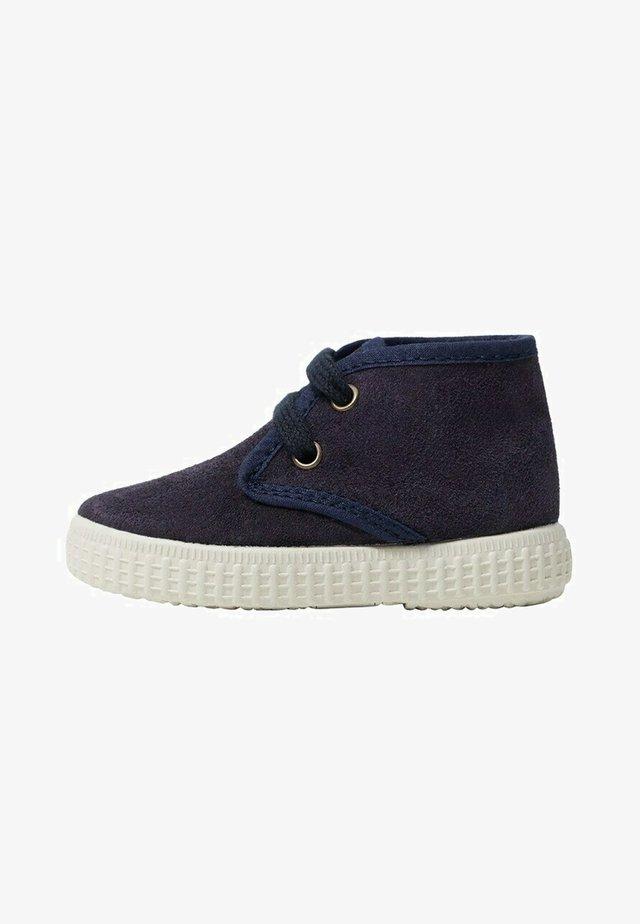 OSCAR - Sneakers hoog - námořnická modrá