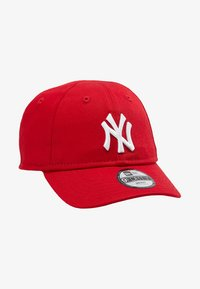 New Era - BABY MY FIRST 9FORTY BABY NEW YORK YANKEES - Gorra - scarlet - 1
