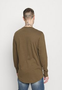 G-Star - LASH R T L\S - Long sleeved top - wild olive - 2
