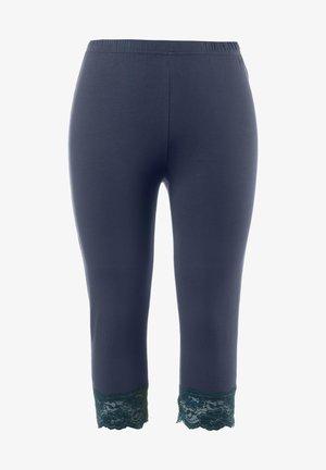 Leggings - Stockings - schwarz