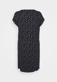 ONLY - ONLMILLIE BELT DRESS - Jersey dress - night sky/silver - 6