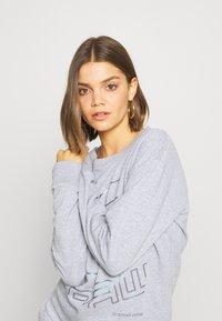 G-Star - GRAPHIC SHIFT - Sweatshirt - grey - 3