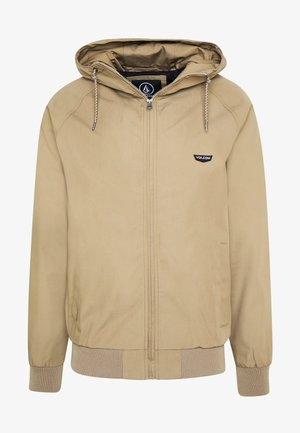 RAYNAN UPDATE - Summer jacket - khaki