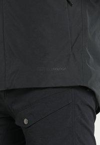 Mammut - TROVAT - Hardshell jacket - black - 3