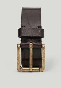 Massimo Dutti - Belt - brown - 2