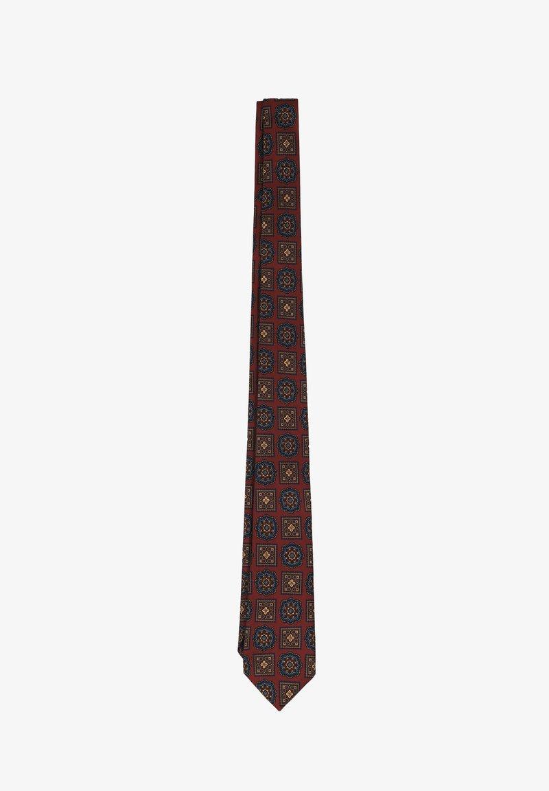 Scalpers - BRUNO  - Cravatta - burgundy