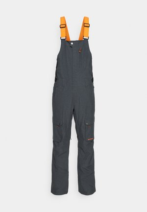 CHAZY - Snow pants - anthracite