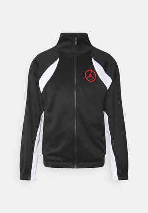 Chaqueta de entrenamiento - black/white/chile red