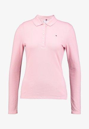LONG SLEEVE SLIM - Polotričko - frosted pink